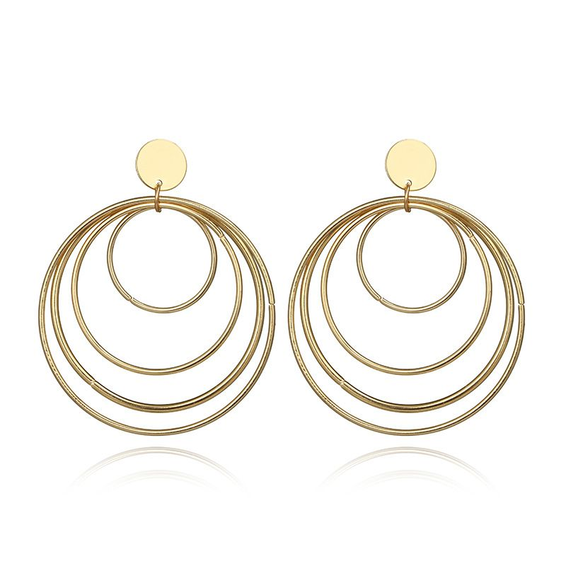 Alloy Fashion Geometric earring  Alloy NHGY2588Alloy