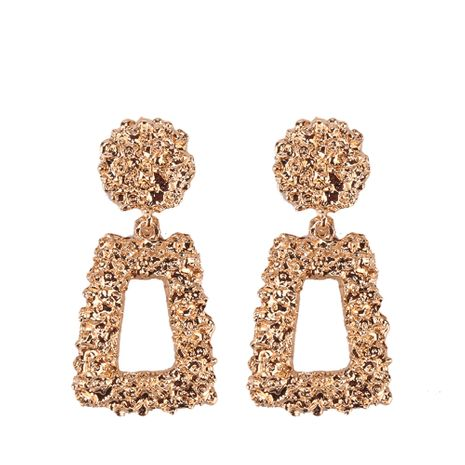 Alloy Fashion Geometric earring  (Alloy) NHJQ10846-Alloy's discount tags