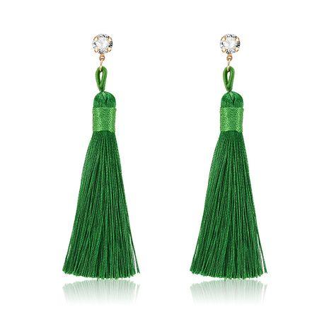 Alloy Fashion Tassel earring  (61189562) NHLP1214-61189562's discount tags