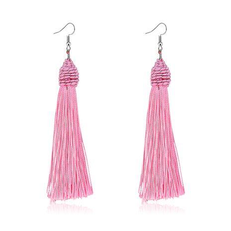Alloy Fashion Tassel earring  (61189547) NHLP1218-61189547's discount tags