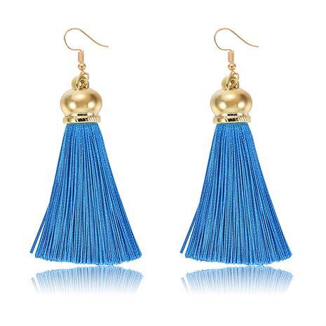 Alloy Fashion Tassel earring  (61189541) NHLP1221-61189541's discount tags