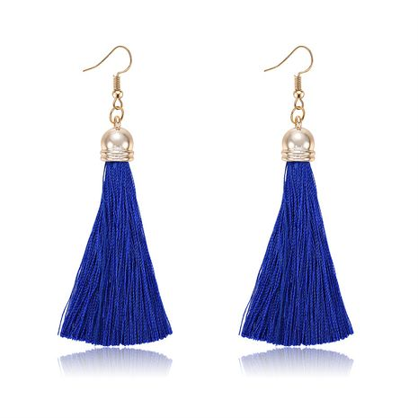 Alloy Fashion Tassel earring  (61189533) NHLP1224-61189533's discount tags