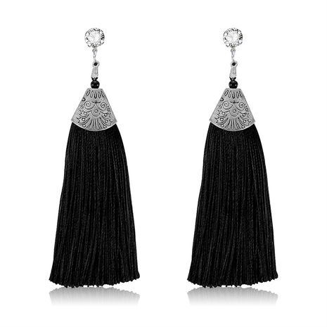 Alloy Fashion Tassel earring  (61189535) NHLP1225-61189535's discount tags