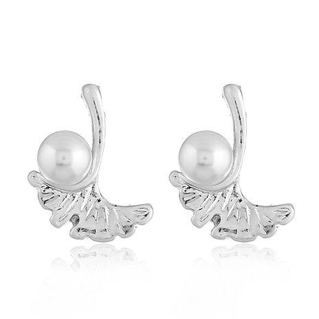 Alloy Korea Geometric earring  (Alloy) NHNZ1014-Alloy's discount tags