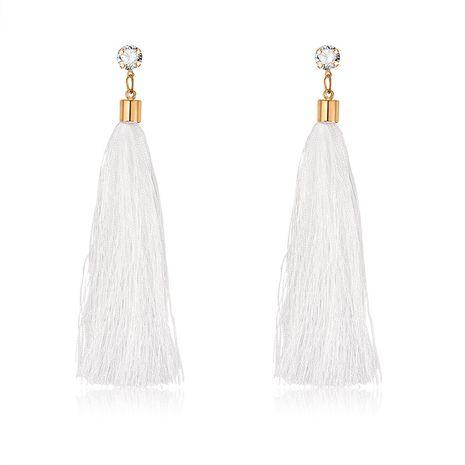 Alloy Fashion Tassel earring  (61189537) NHLP1232-61189537's discount tags