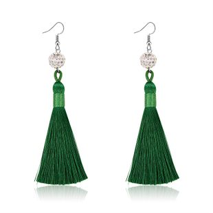 Alloy Fashion Tassel earring  (61189540) NHLP1235-61189540's discount tags
