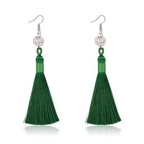 Alloy Fashion Tassel earring  (61189540) NHLP1235-61189540's discount tags