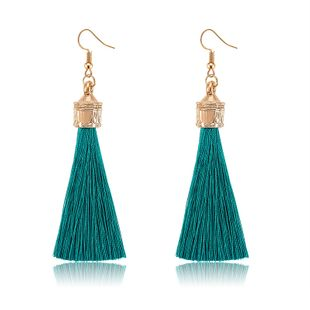 Alloy Fashion Tassel earring  (61189532) NHLP1236-61189532's discount tags
