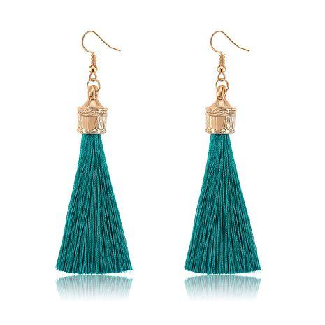 Alloy Fashion Tassel earring  (61189532) NHLP1236-61189532's discount tags