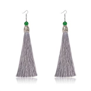 Alloy Fashion Tassel earring  (61189534) NHLP1237-61189534's discount tags