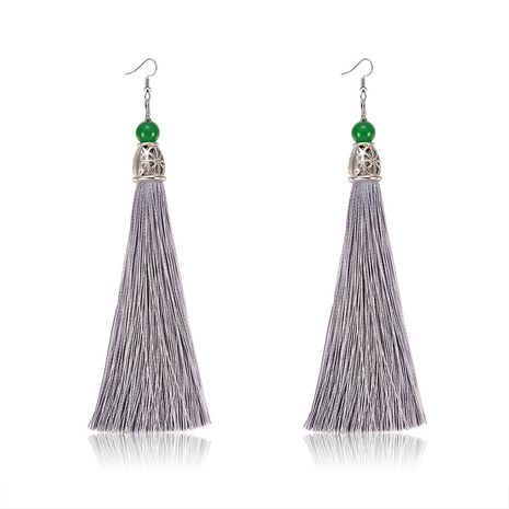 Alloy Fashion Tassel earring  (61189534) NHLP1237-61189534's discount tags