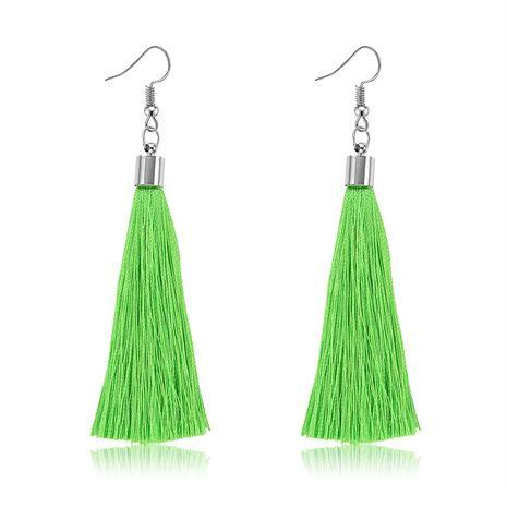 Alloy Fashion Tassel earring  (61189538) NHLP1242-61189538's discount tags