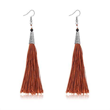 Alloy Fashion Tassel earring  (61189549) NHLP1245-61189549's discount tags