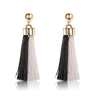 Alloy Fashion Tassel earring  (61189543) NHLP1243-61189543's discount tags