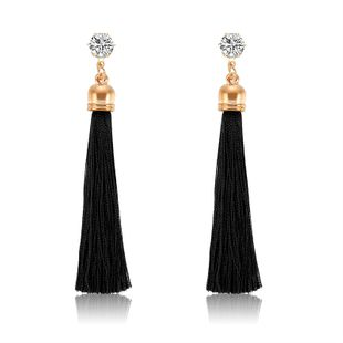 Alloy Fashion Tassel earring  (61189559) NHLP1248-61189559's discount tags