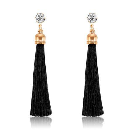 Alloy Fashion Tassel earring  (61189559) NHLP1248-61189559's discount tags