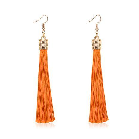 Alloy Fashion Tassel earring  (61189544) NHLP1250-61189544's discount tags