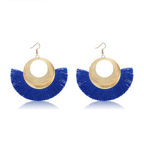 Alloy Fashion Tassel earring  (61189550) NHLP1251-61189550's discount tags