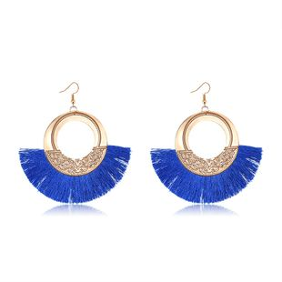 Alloy Fashion Tassel earring  (61189558) NHLP1254-61189558's discount tags