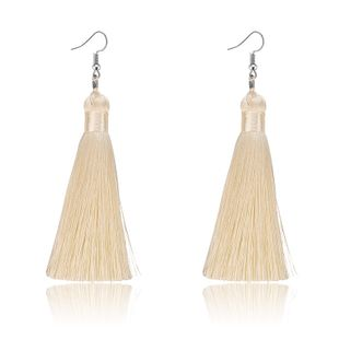 Alloy Fashion Tassel earring  (61189563) NHLP1257-61189563's discount tags