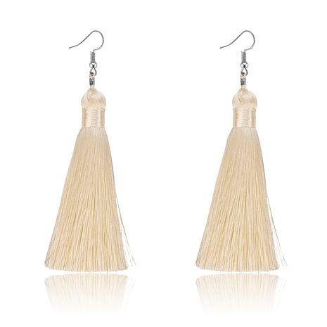 Alloy Fashion Tassel earring  (61189563) NHLP1257-61189563's discount tags
