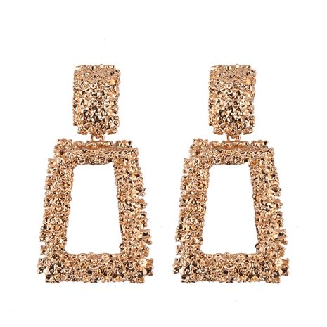 Alloy Vintage Geometric earring  (Alloy) NHJQ10855-Alloy's discount tags