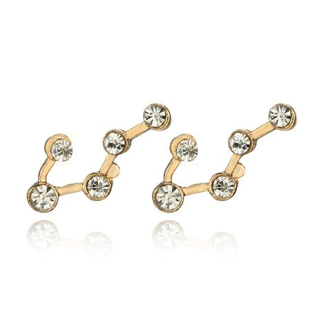 Alloy Fashion Geometric earring  (6604) NHGY2596-6604's discount tags