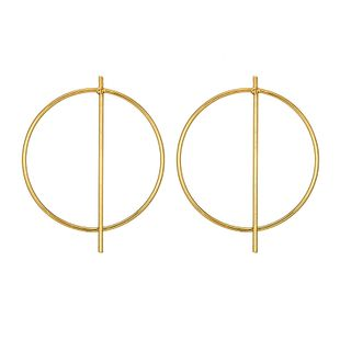 Alloy Fashion Geometric earring  (Alloy) NHGY2600-Alloy's discount tags