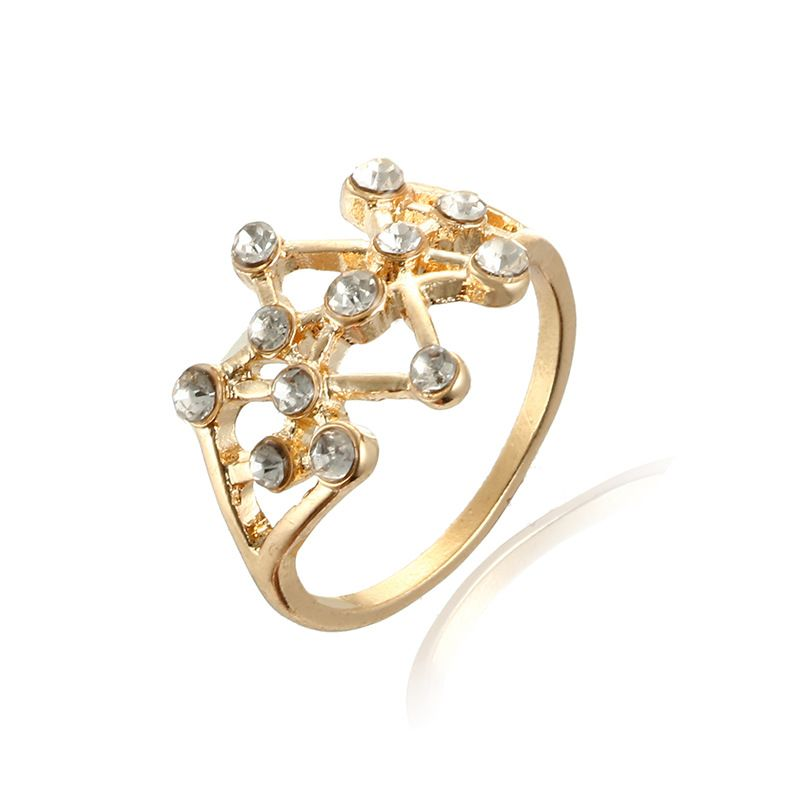 Alloy Fashion Geometric earring  (6600 alloy) NHGY2604-6600-alloy