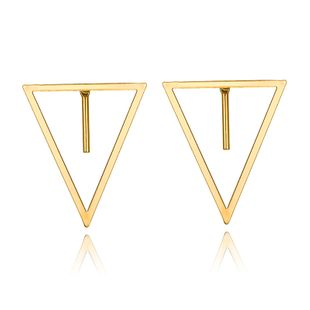Alloy Simple Geometric earring  (Alloy) NHGY2608-Alloy's discount tags