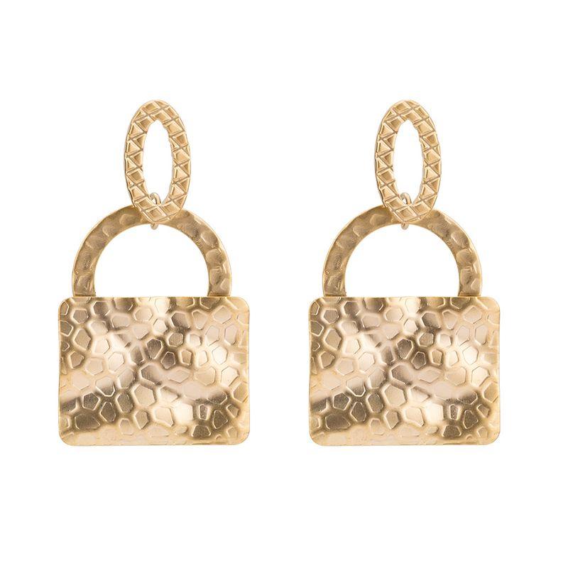 Alloy Fashion Geometric earring  (Alloy) NHYT1269-Alloy