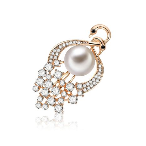 Alloy Fashion Geometric brooch  (61187181) NHXS1916-61187181's discount tags