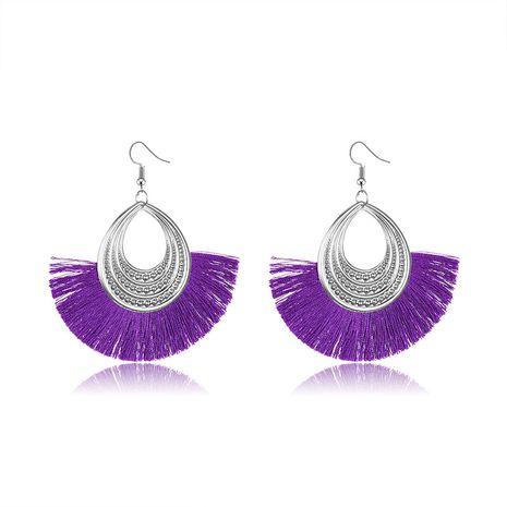 Alloy Fashion Tassel earring  (61189546) NHXS1959-61189546's discount tags