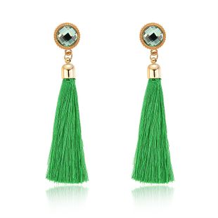 Alloy Fashion Tassel earring  (61189529) NHXS1961-61189529's discount tags