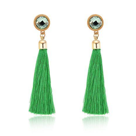 Alloy Fashion Tassel earring  (61189529) NHXS1961-61189529's discount tags