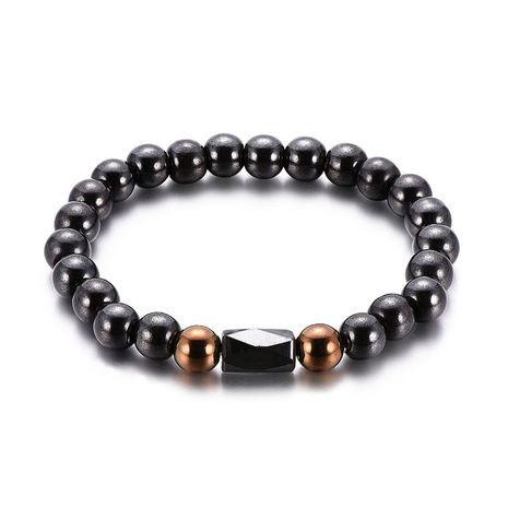 Titanium&Stainless Steel Vintage Geometric bracelet  (61186318) NHXS2004-61186318's discount tags