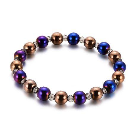 Titanium&Stainless Steel Fashion Geometric bracelet  (61186316) NHXS2005-61186316's discount tags