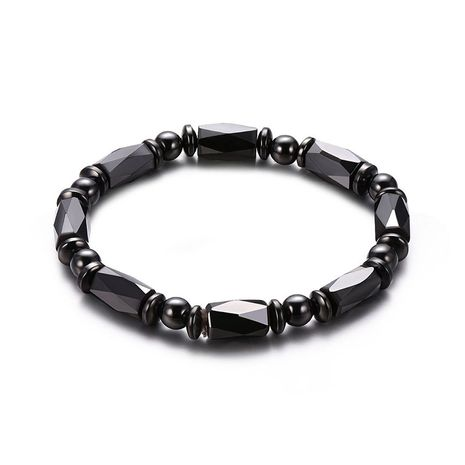 Titanium&Stainless Steel Fashion Geometric bracelet  (61186323) NHXS2008-61186323's discount tags