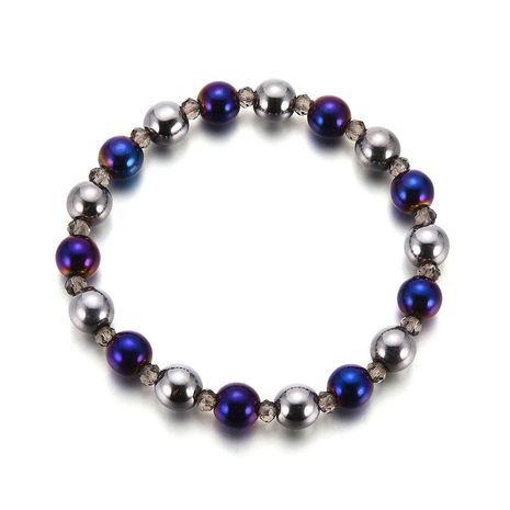 Titanium&Stainless Steel Fashion Geometric bracelet  (61186314) NHXS2009-61186314's discount tags