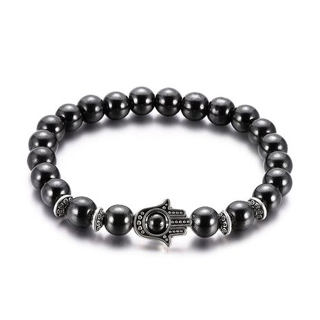 Titanium&Stainless Steel Fashion Geometric bracelet  (61186317) NHXS2010-61186317's discount tags