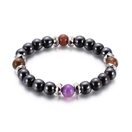 Titanium&Stainless Steel Fashion Geometric bracelet  (61186322) NHXS2011-61186322's discount tags