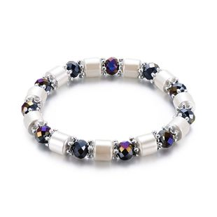 Titanium&Stainless Steel Fashion Geometric bracelet  (61186319) NHXS2015-61186319's discount tags