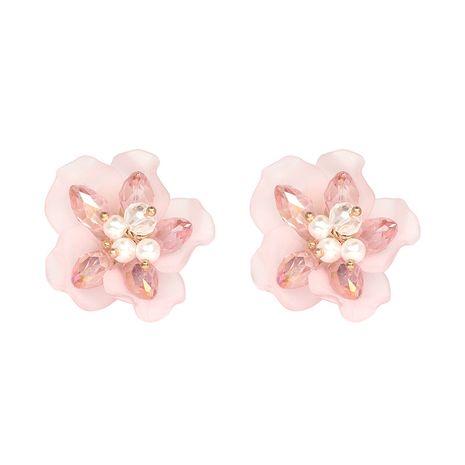 Plastic Fashion Flowers earring  (51205) NHJJ5182-51205's discount tags