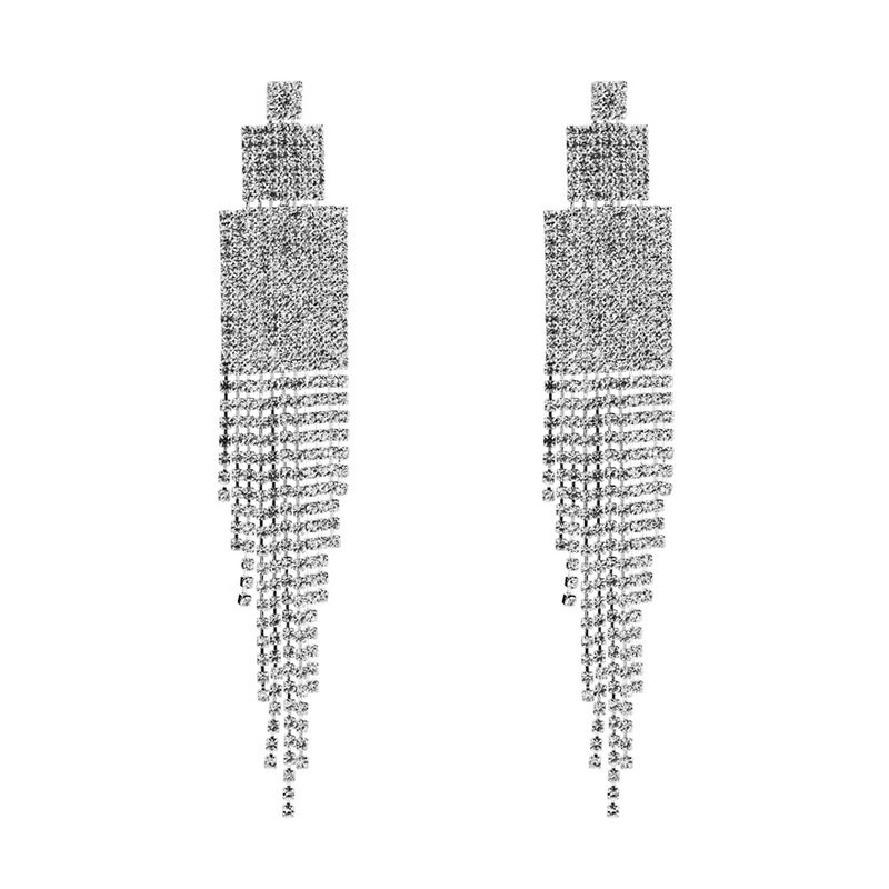 Alloy Fashion Geometric earring  (Alloy) NHYT1167-Alloy
