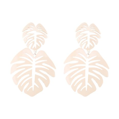 Alloy Fashion Geometric earring  (white) NHJQ10757-white's discount tags