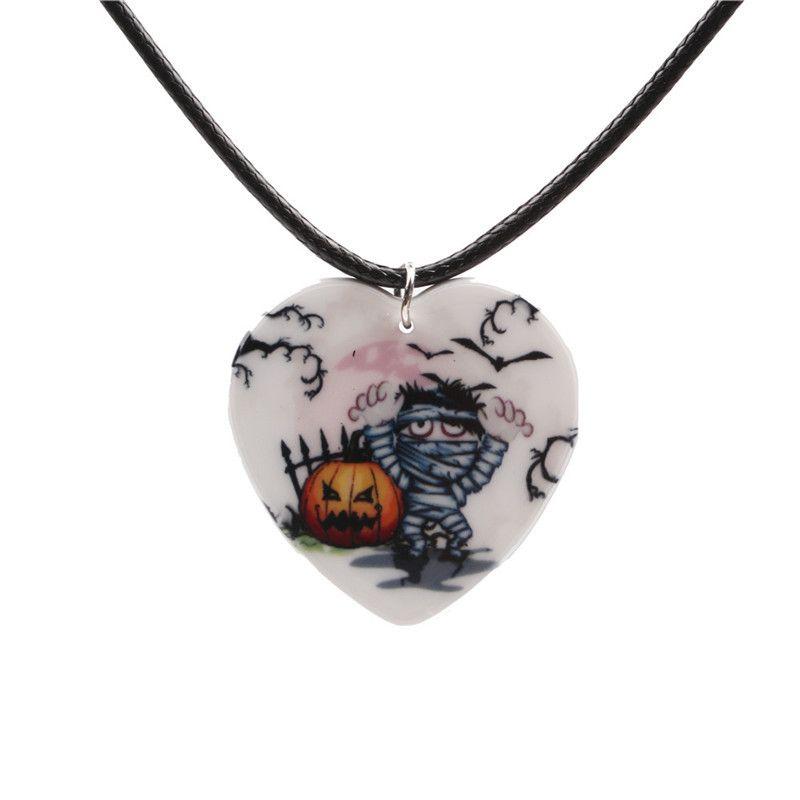 Alloy Fashion Geometric necklace  (Zombie necklace) NHYL0256-Zombie-necklace