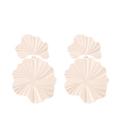 Alloy Fashion Geometric earring  (white) NHJQ10765-white's discount tags