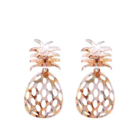 Plastic Fashion Geometric earring  (white) NHJQ10779-white's discount tags