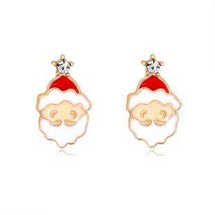 Alloy Fashion Cartoon earring  (BA300-A) NHDR3056-BA300-A's discount tags