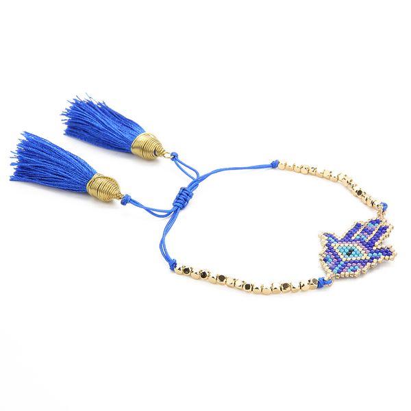 Alloy Punk Geometric bracelet  (MI-B180408A)  Fashion Jewelry NHGW1195-MI-B180408A